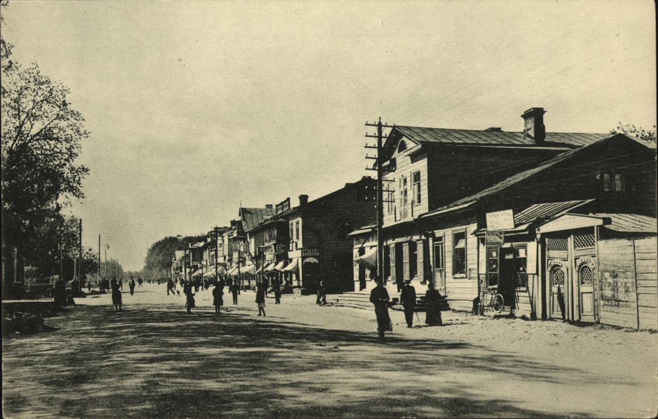 Петергофское шоссе