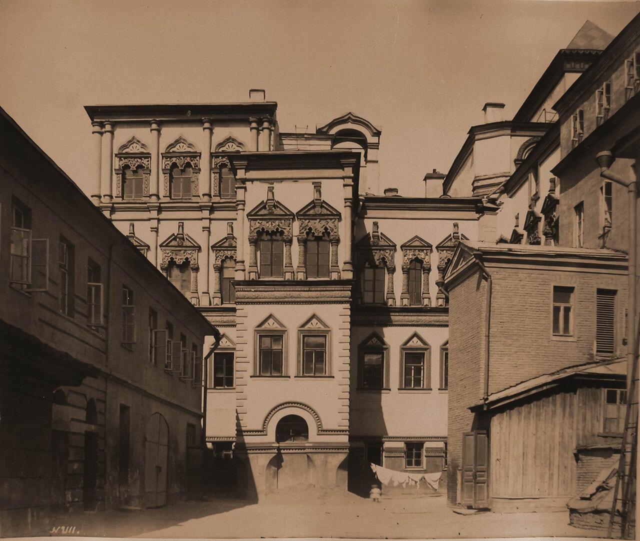 Вид Потешного дворца в Кремле