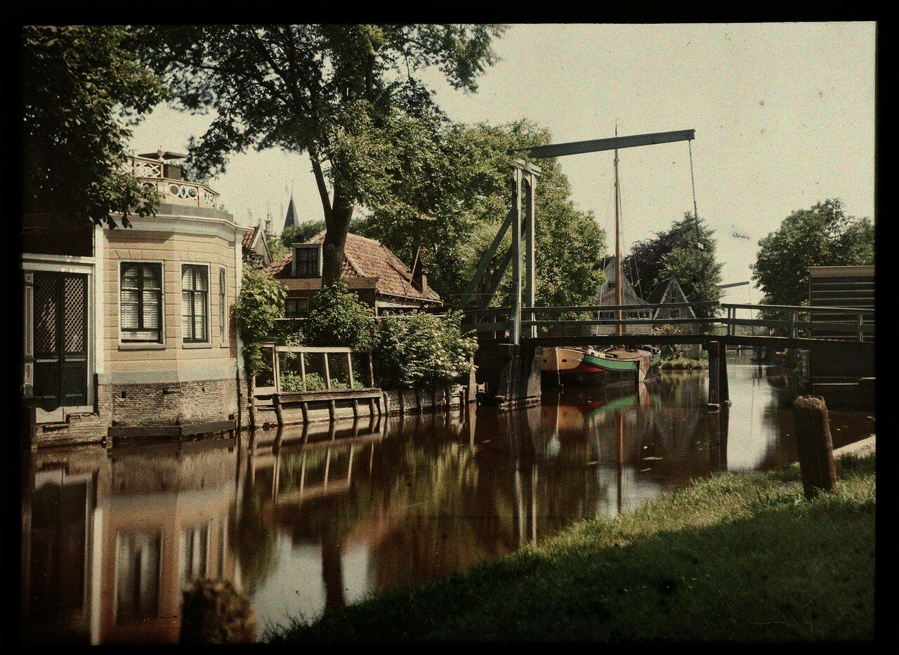 1907. Эдам, Нидерланды