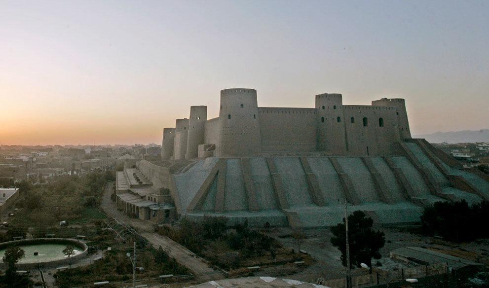 Afghanistan Citadel Reborn