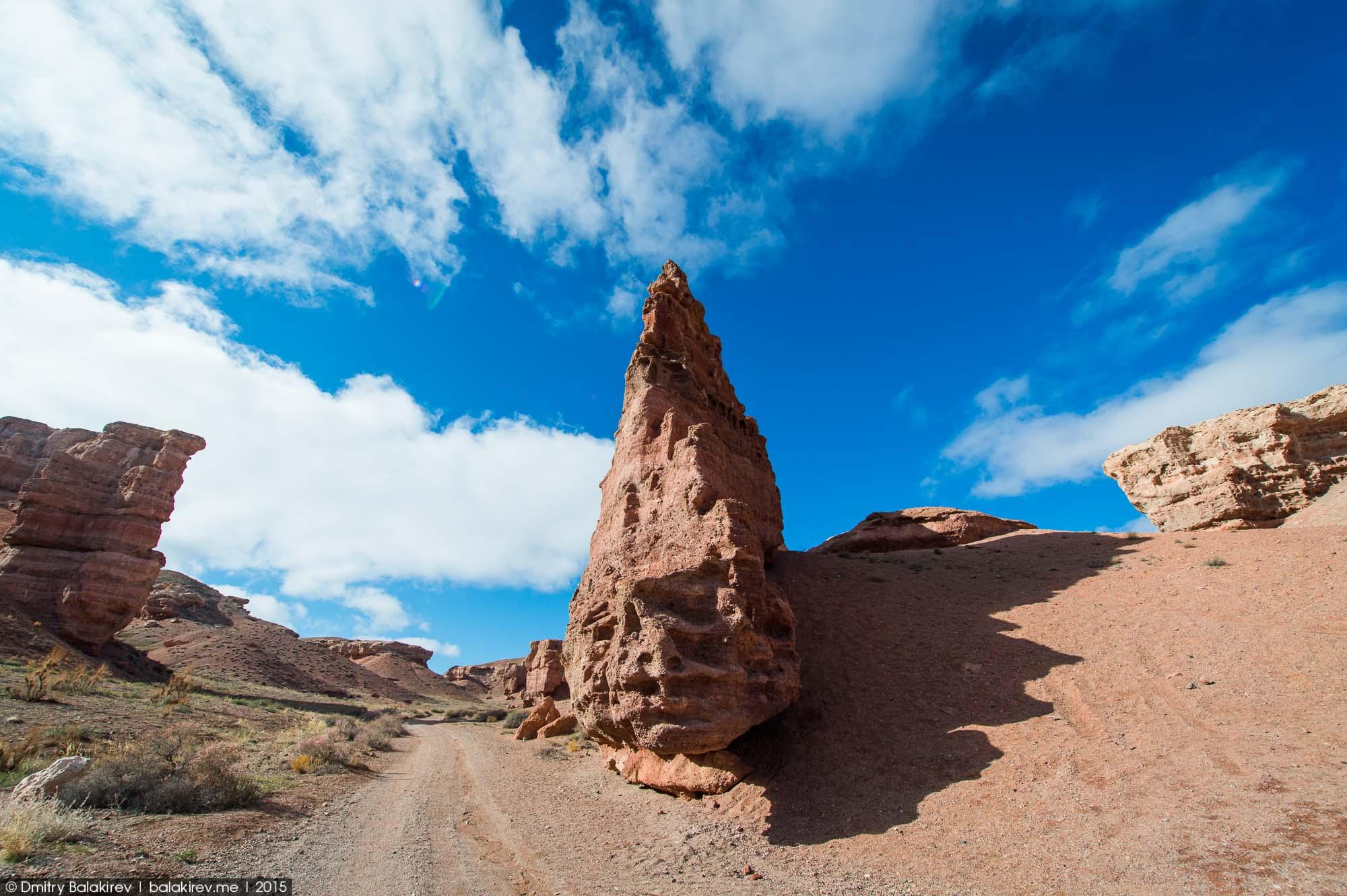 Чарынский каньон | Sharyn Canyon