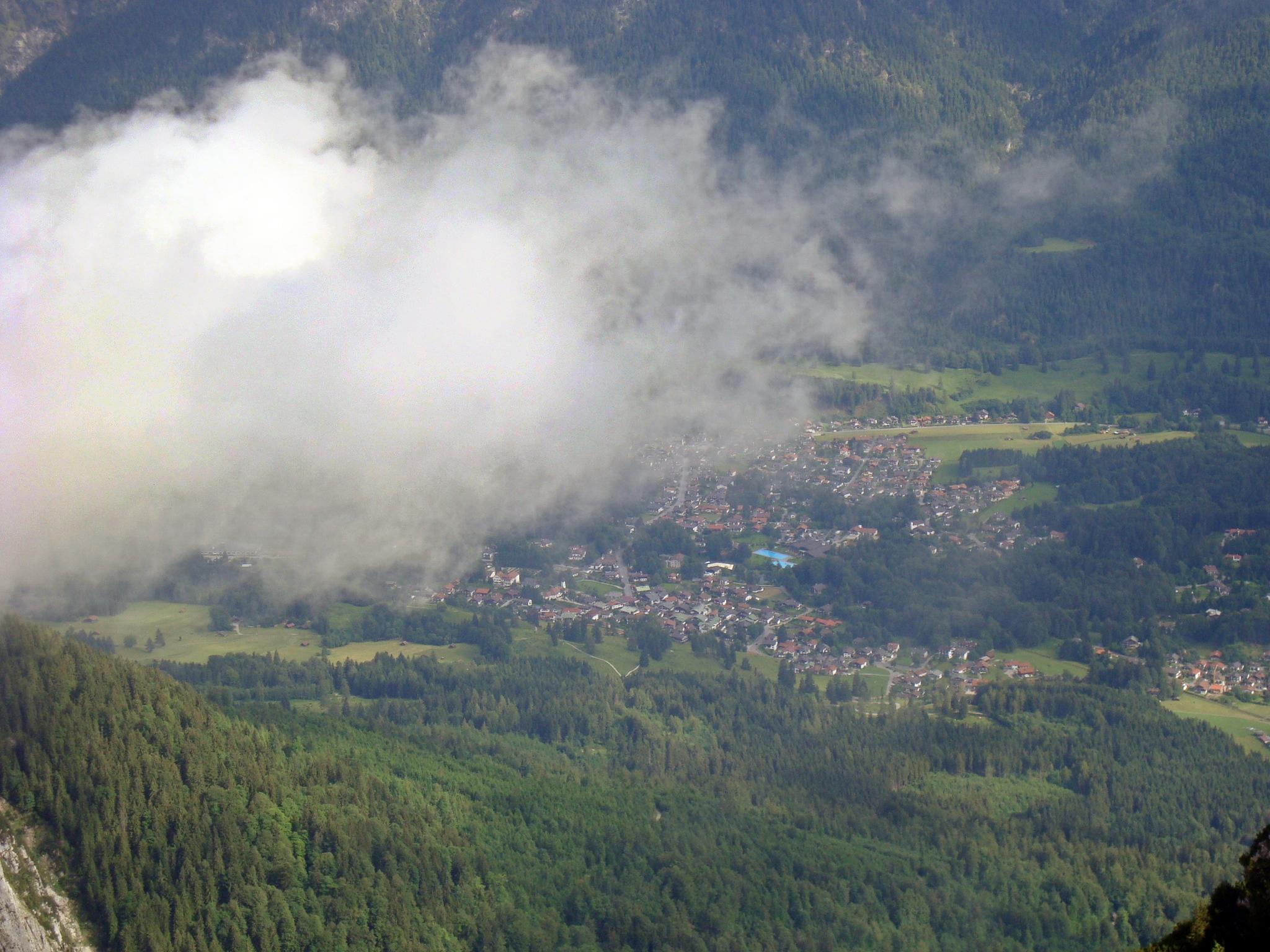 Альпийский взгляд