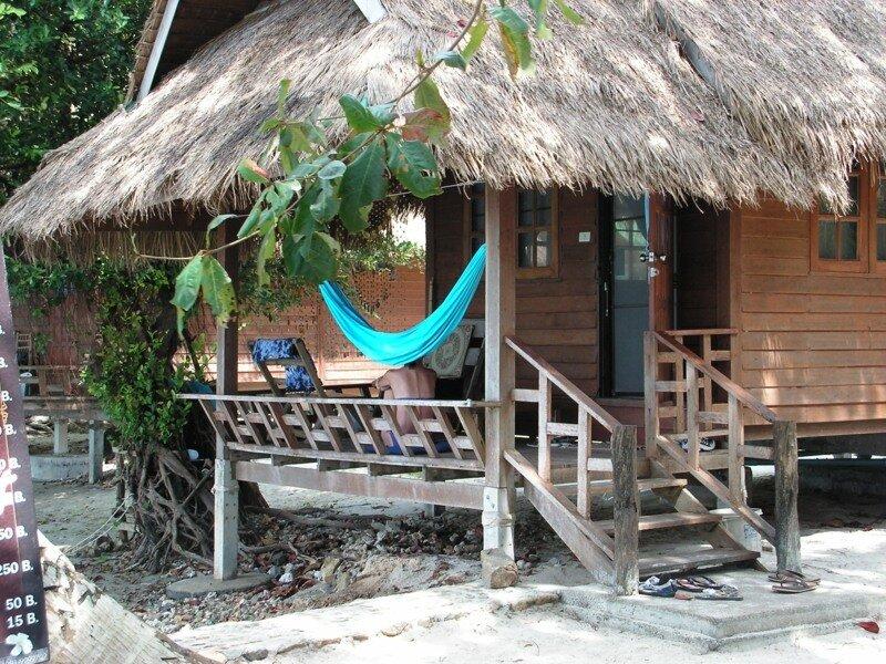 бунгала на острове Ко Чанг