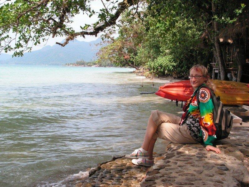 остров чанг тайланд