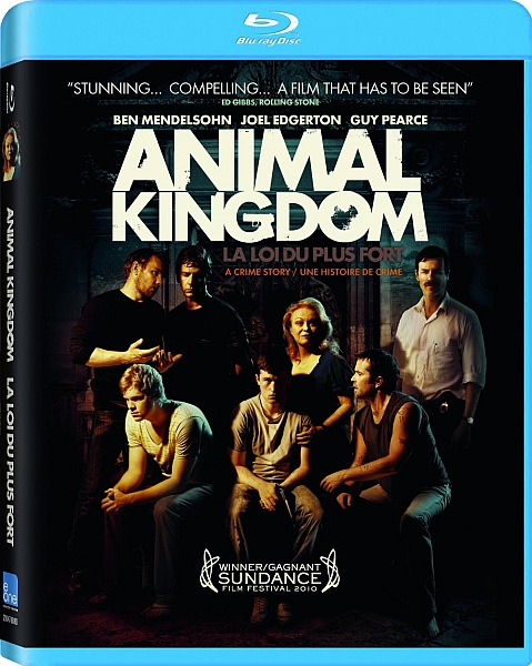 По волчьим законам / Animal Kingdom (2010/BD-Remux/DVD5/HDRip)