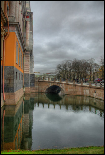Трёхчастный мост