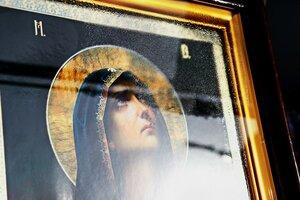 В Гратиешты привезли чудотворную икону