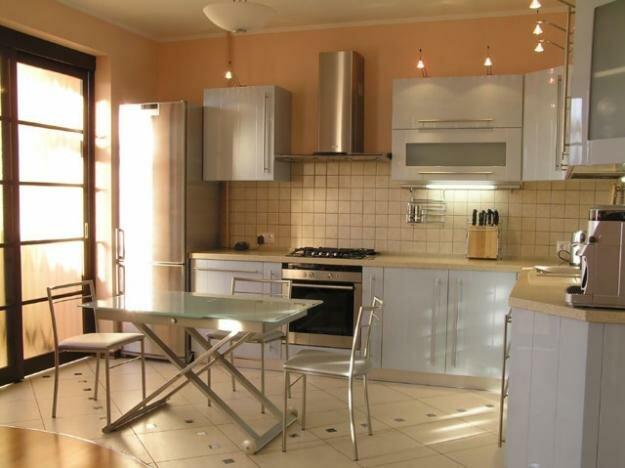 дизайн кухни 5м: роскошный дизайн.