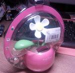 New Solar Powered Flip Flap Flower Plant Dancing Toys Cool Car Gadgets FOTHFP01 - $3.30