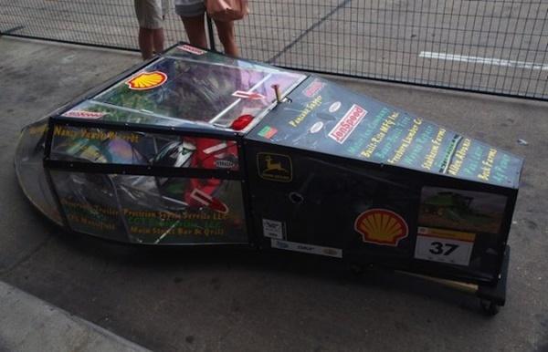 Shell провела очередной марафон в Хьюстоне. Фотографии автомобилей 0 141b56 398fdf2b orig
