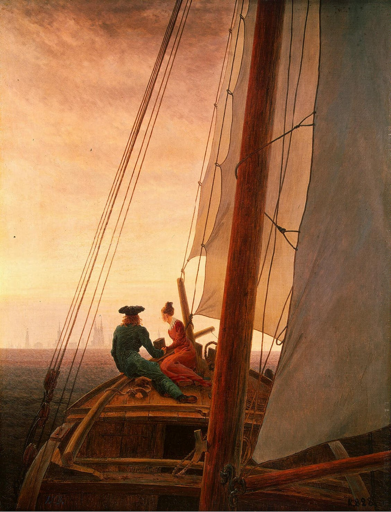 On a Sailing Ship (1819) The Hermitage, St. Petersburg.png