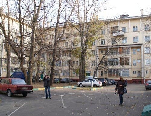 Жилые дома ЗиЛа, 1-я ул. Машиностроения, 4. Середина 1930-х