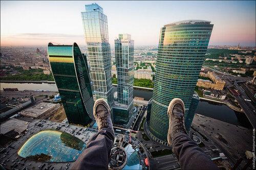 Go2life.net • Москва высотная. Уникальные большие фотографии