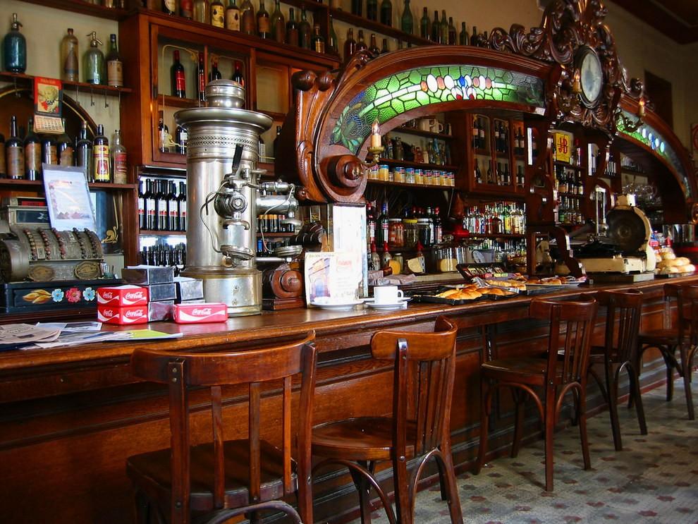 5. Bar El Federal , Буэнос-Айрес