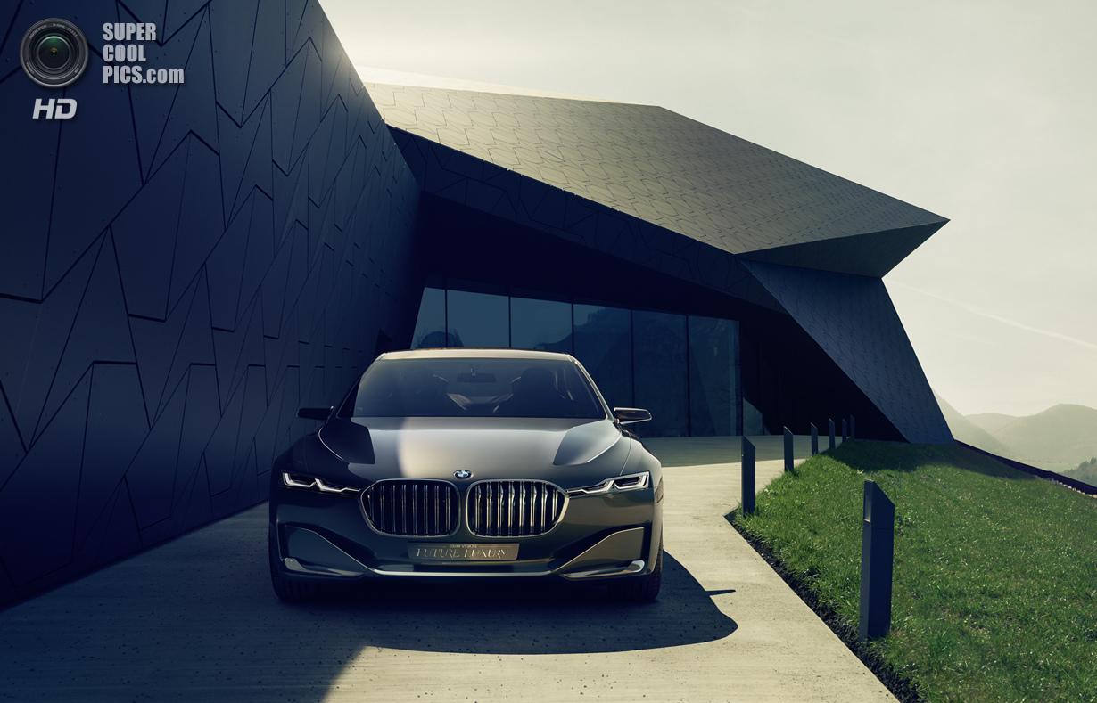 Роскошное будущее в стиле BMW (19 фото)