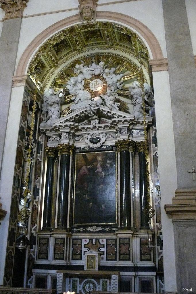 церковь иезуитов Сан Феделе