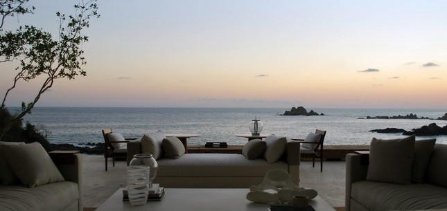Фантастический вид на океан от CC Arquitectos
