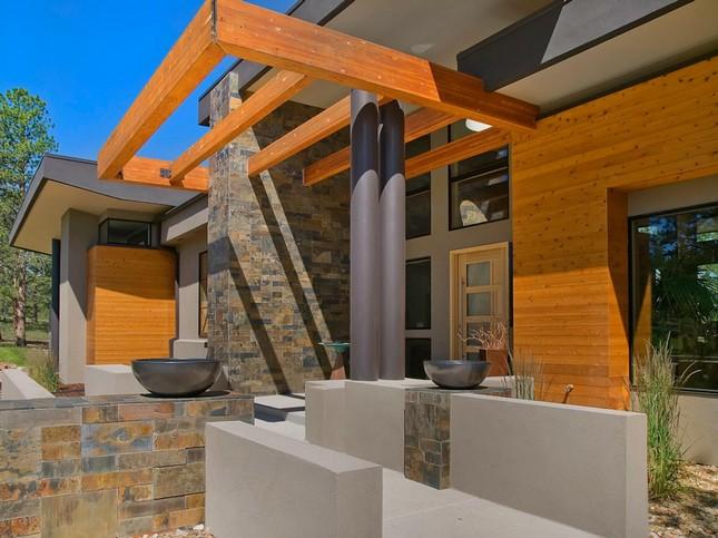 Уютный дом в Колорадо