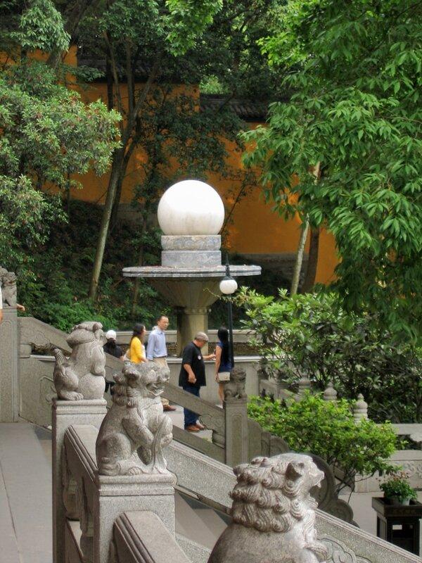 Монастырь Линъиньсы, Ханчжоу, Источник