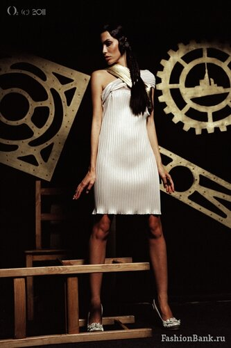платья тренд 2012