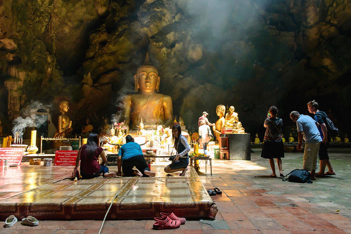 Фотография 22. Отдых в Таиланде самостоятельно. Поездка в пещеру Луанг, что рядом с городом Хуахин. Под светом небесным (съемка с рук, объектив Никкор 24-70/2.8, 4000, 24, 3.2, 1/800)