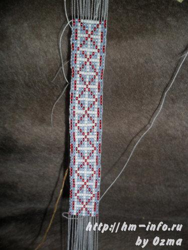 схемы плетения бисером на станке скачать бесплатно.