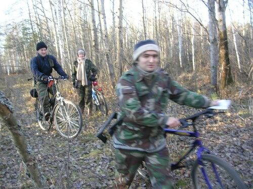 Лесной снайпинг