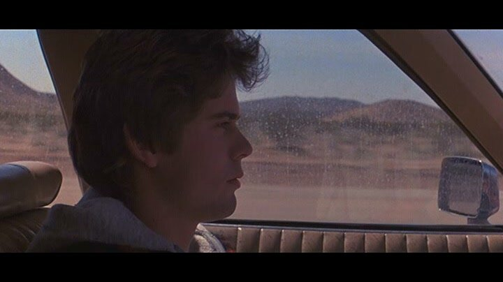 Попутчик -The Hitcher (1986) DVDRip