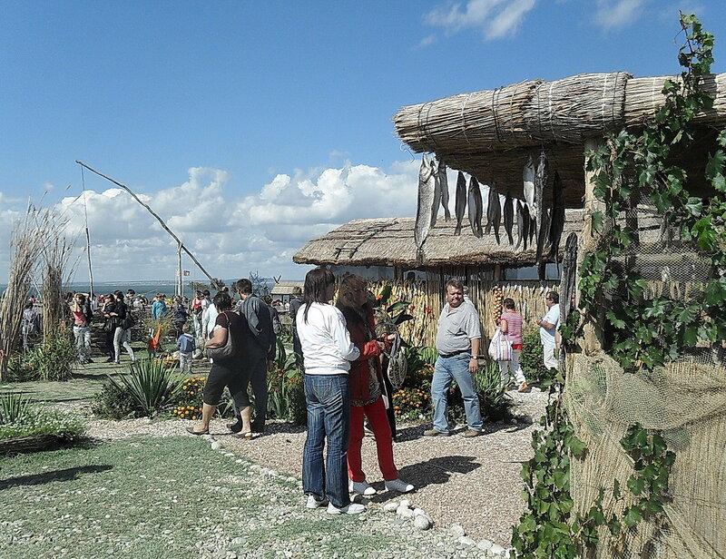 Атамань, 10 сентября 2011, на рыбацком подворье