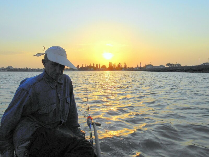 Утром, на лодке ... DSCN0933.JPG