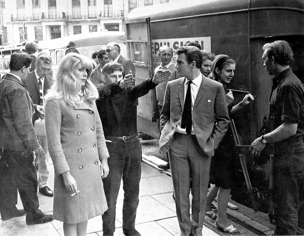 Roman Polanski & Catherine Deneuve