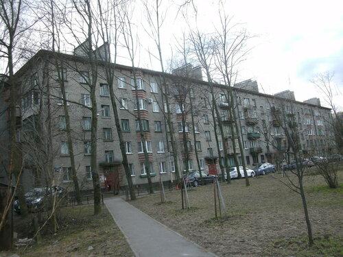 Новоизмайловский пр. 36к2