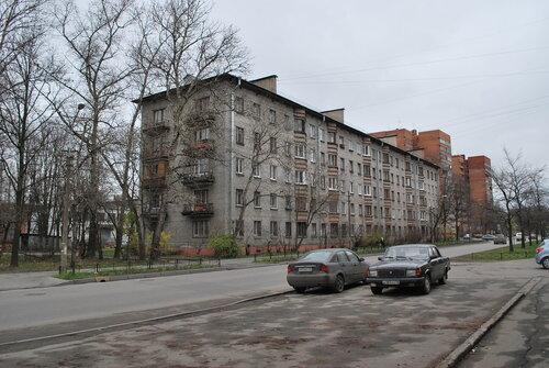 Дибуновская ул. 39