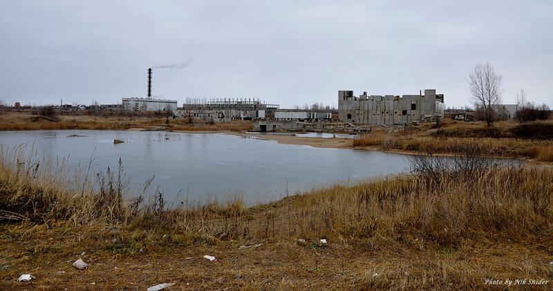 Недостроенная АЭС в Татарстане - Забытые в прошлом ...: http://ru-abandoned.livejournal.com/1148539.html