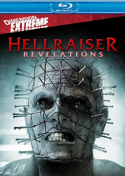 Восставший из ада: Откровение / Hellraiser: Revelations (2011/HDRip/DVDRip)