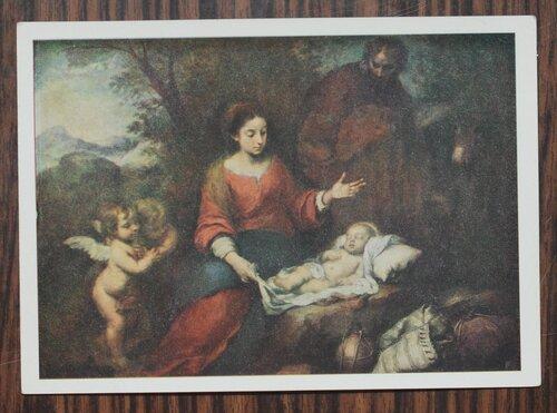 Отдых на пути в Египетю 1665-1670 гг.