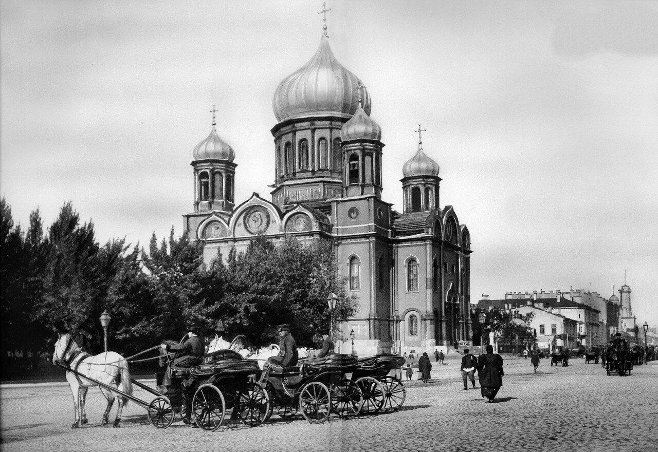 Собор Введения во Храм Пресвятой Богородицы лейб-гвардии Семеновского полка