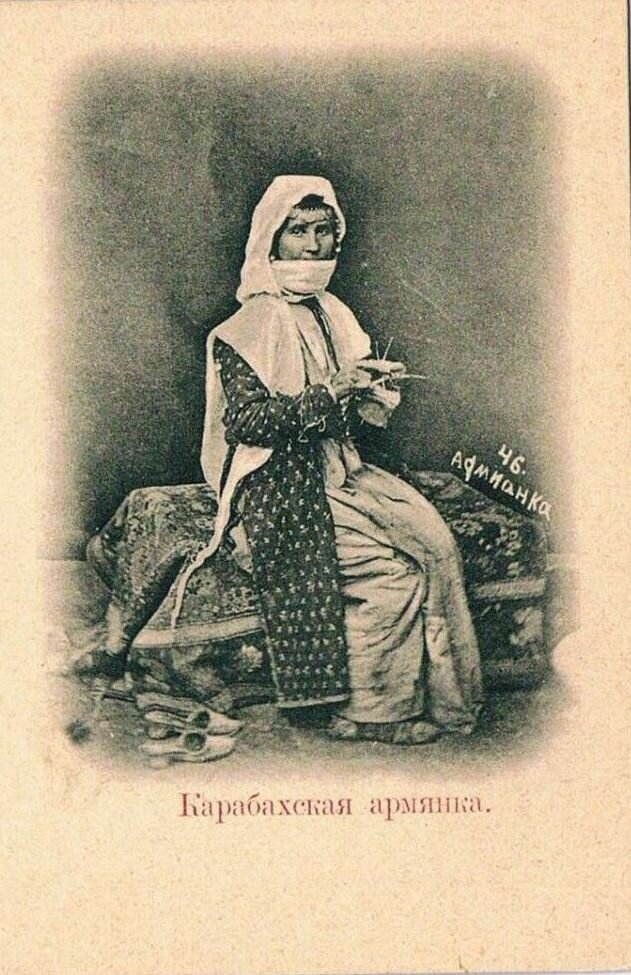 Армянка из Карабаха