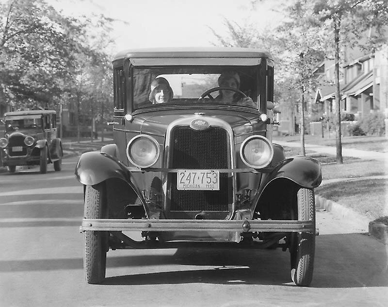 1928 Chevrolet National Model AB Tourer