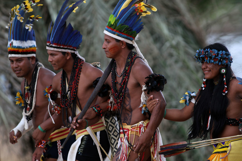 NativeTech Ojibwe Culture Arts History  Language amp People