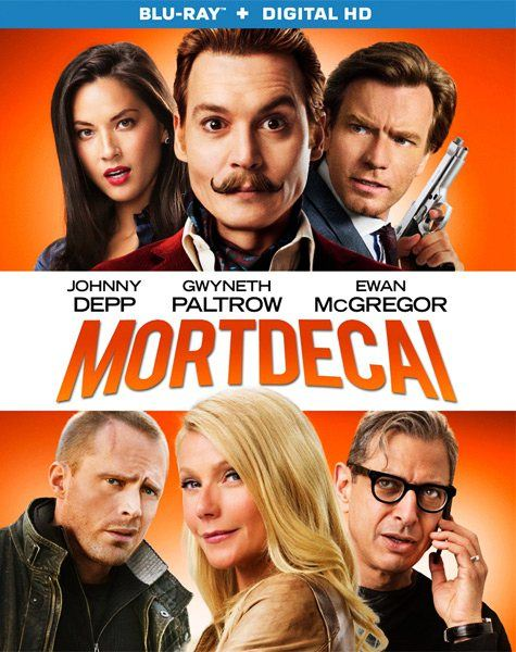 Мордекай / Mortdecai (2015/BDRip/HDRip)