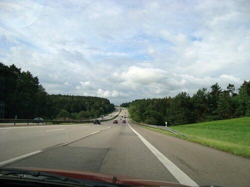 Баварская дорога