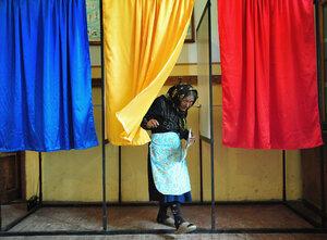 Сегодня Румыния выберет своего президента
