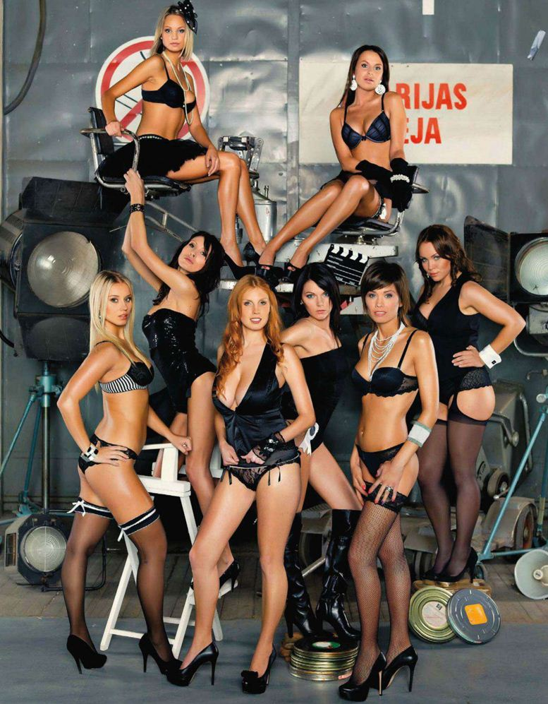 1-я годовщина журнала Playboy Латвия, октябрь 2011