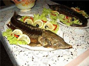 Рыба на Вашем столе...