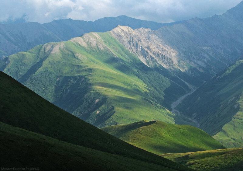 Горы кавказа обои для рабочего стола 2