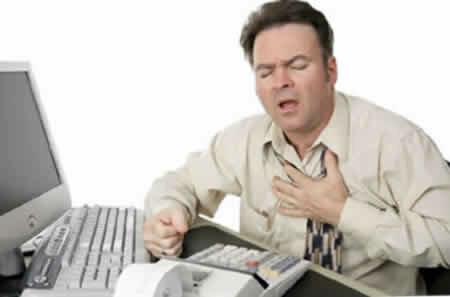 До сердечного приступа может довести стеснительность