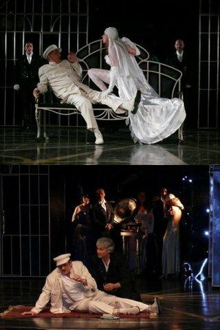 Танцует голая перед зрителями гусарами эротика видео