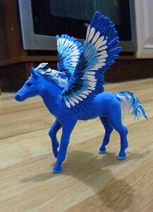 Лошадка из пластилина своими руками фото