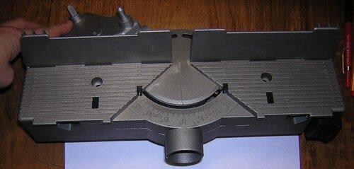 Bosch GFS 350 E, пильный стол KT 60